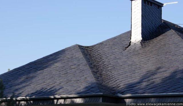 dach łupkowy