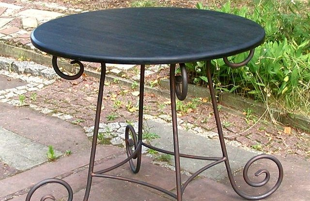 stolik ogrodowy