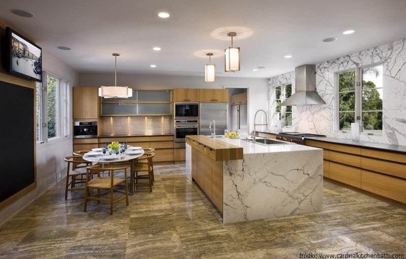 Blat z granitu – solidny wybór do kuchni