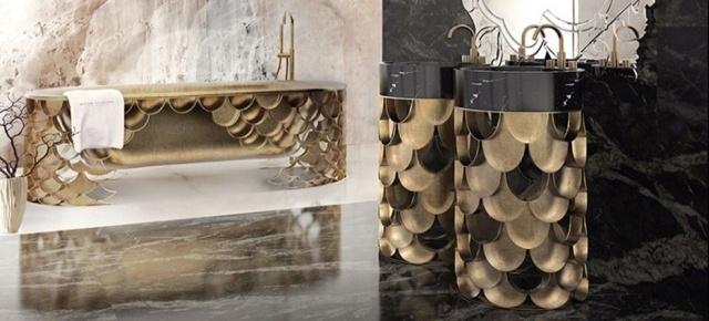 Włoskie umywalki z kamienia. Stylowe i oryginalne!